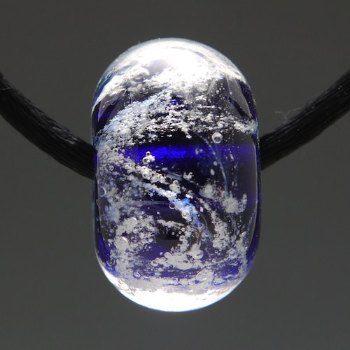 Glass Cremation Bead