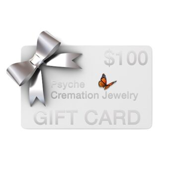 Psyche Cremation Jewelry Gift Card
